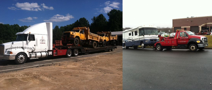 Brookhart's Auto Transport & Towing